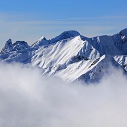 Maagdelijke bergen!