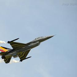 Texel airshow F16