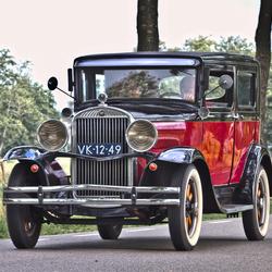 Essex Super Six Standard Sedan 1930 (9010)