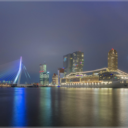 Rotterdam kleurt Hollands