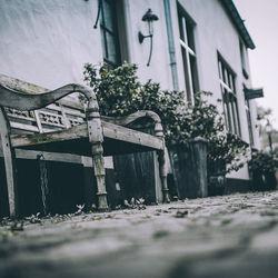 buren steegje