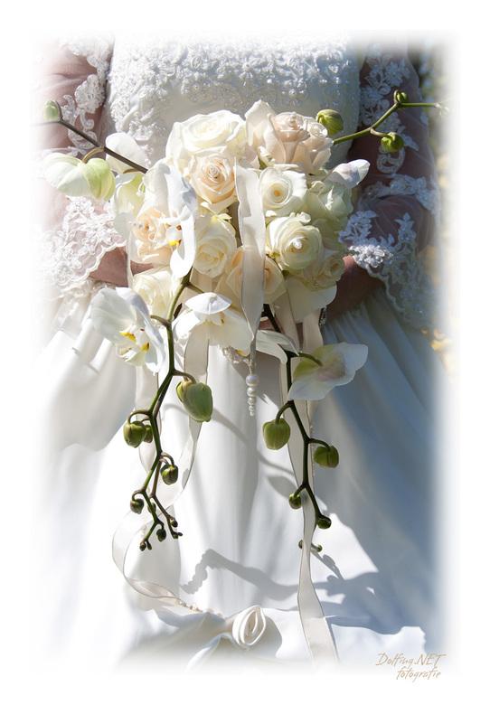 """Bridal Bouquet - Onlangs een trouwreportage gedaan en wilde toch even 1 met jullie delen <img  src=""""/images/smileys/smile-big.png""""/><br /> Hier het b"""