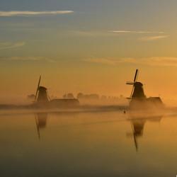 Sunrise Zaanse Schans, 30-06-2015