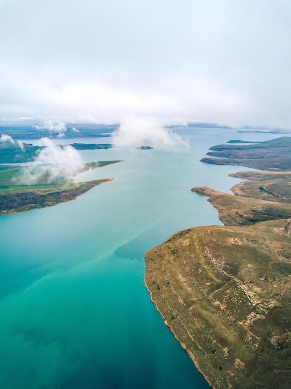 Driekloofdam, Zuid-Afrika -