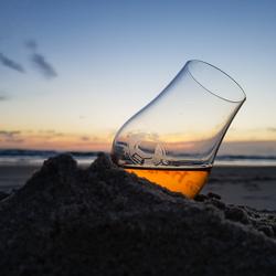 Whisky aan zee