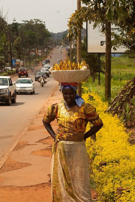 Banana Lady ready to sell.