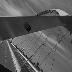 De nieuwe Nijmeegse stadsbrug