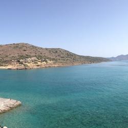 Uitzicht vanaf Kalidonia