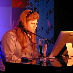 Scheeps Barpianist.