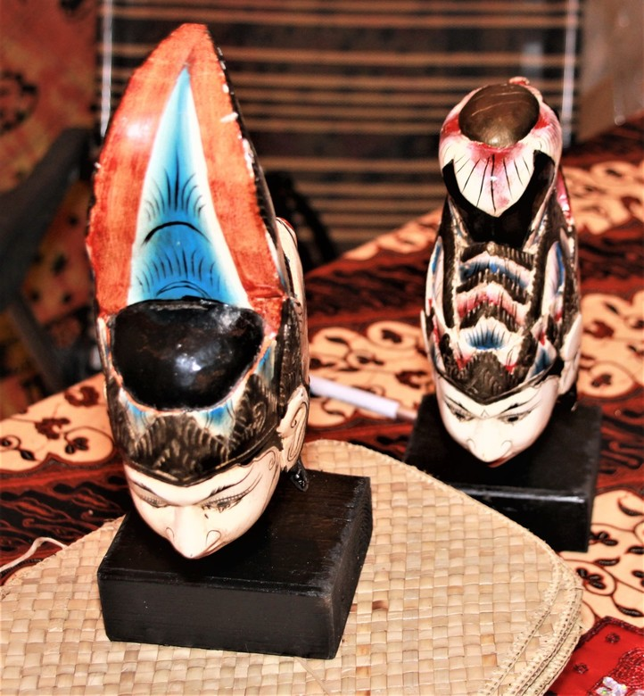 koppen uit Malang - Traditionele koppen uit Malnag, Indonesië