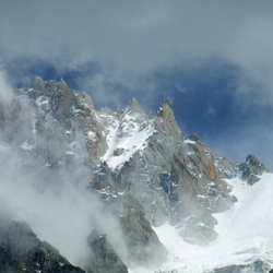 Mont Blanc massief