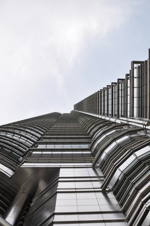 Stukje Petronas Towers - Stukje Petronas Towers