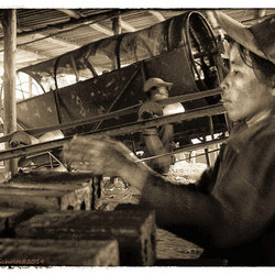 Kinderarbeid 2 Laos