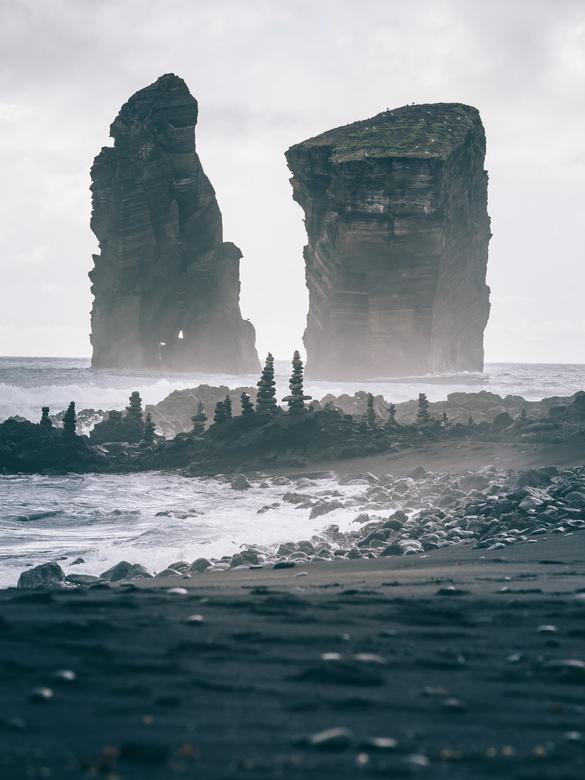 Mosteiros Stacks.