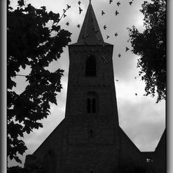 Rondje om de kerk