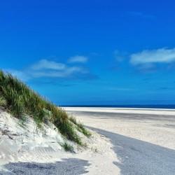 Duin en strand,Texel.