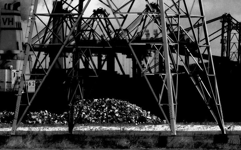 World of Steel - Doorkijkje op de Maasvlakte