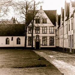 Begijnhof te Brugge