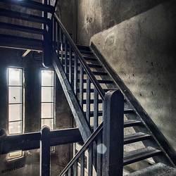 Trap in de Machinefabriek in Vlissingen