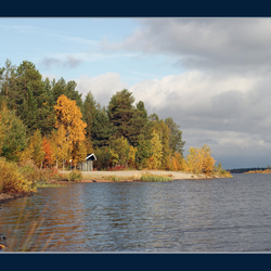 Herfst in Lapland