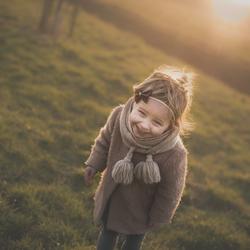Golden hour, little sunshine