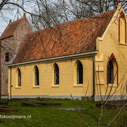 Kerk in Westernieland