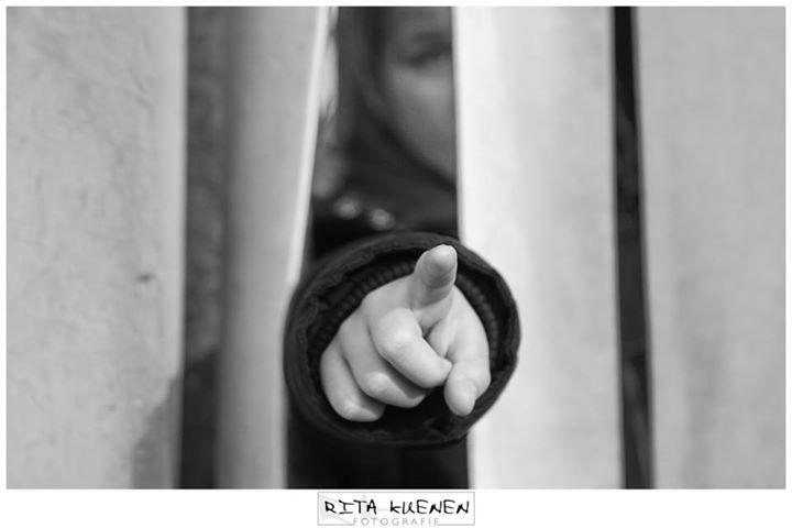 """To the Point ... - Deze foto heb ik genomen van mijn dochter tijdens her st-ART festival in """"de Doolhof"""" te Tegelen (Limburg) <br /> <br /> Een jaar"""