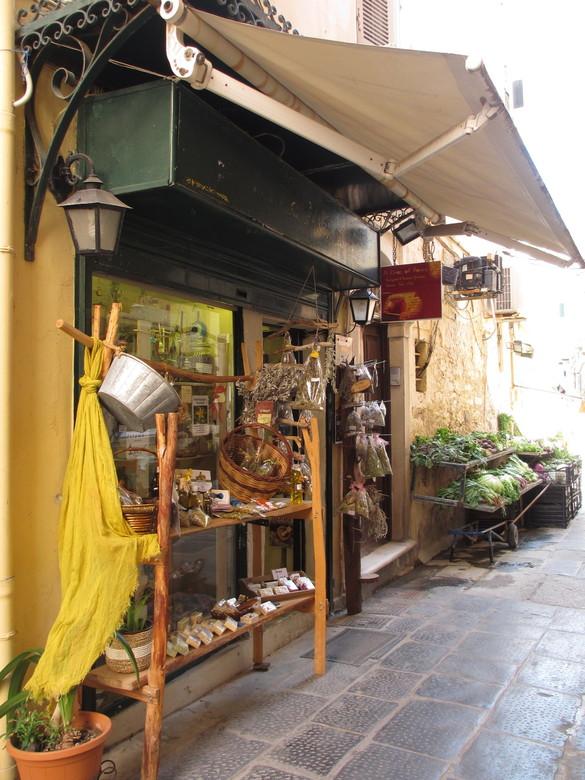 Authentieke kruidenierswinkel -