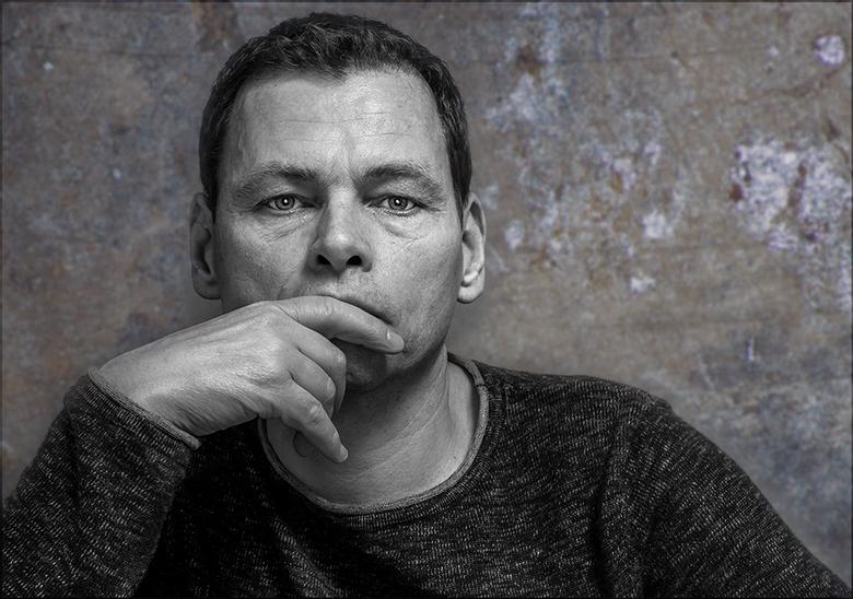 Zelfportret  - Zelfportret aangepaste versie. 50mm