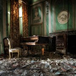 The lost Piano