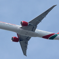 Kenya Airways 5Y-KZZ
