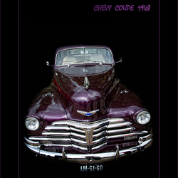 CHEVY COUPE  1948
