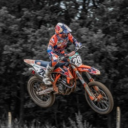 Dutch masters of motorcross