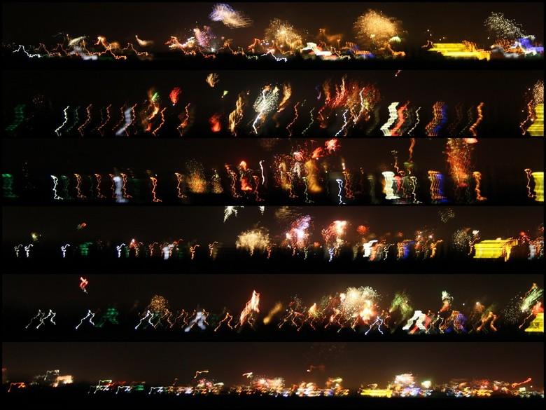 firework sky is the limit - Sky-line Dronten vannacht.