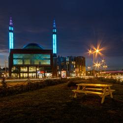 Utrecht - Westplein - Ulu Camii moskee - 2