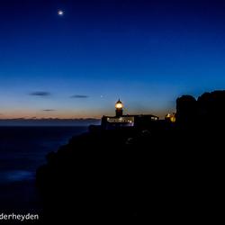 Het einde van de wereld. Kaap St. Vincent - Portugal