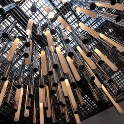 Plafond licht.