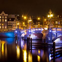 Amsterdam - Boulevard of Light I