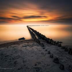 ijsselmeer bij Hindeloopen ..