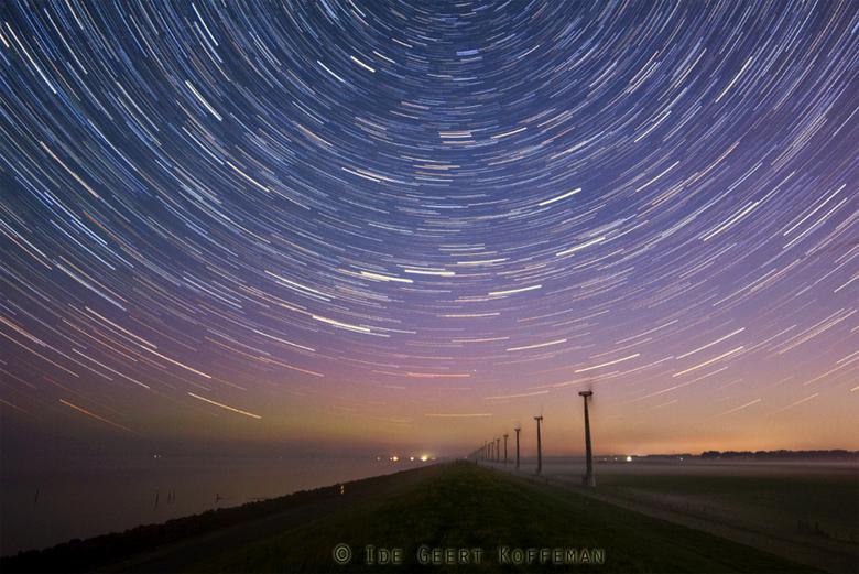 Startrails - Startrails 9-10-2012<br /> <br /> Canon EOS 60D<br /> Samyang 14mm