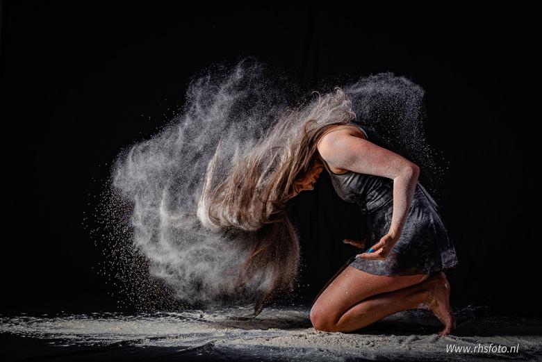 Melige Mirthe - De mooiste foto na een avond vol stof