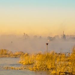 IJssel bij Herxen, met uitzicht op Marle
