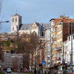 Belgie Luik Saint Martin
