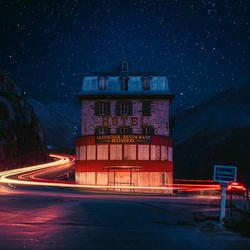 Hotel Belvedere - Switzerland