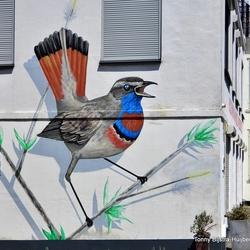 huisschildering Herenstraat