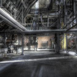 Empty factory 2