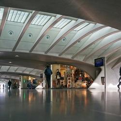TGV Railway Station Luik