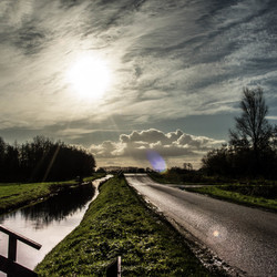 Road The The Sun
