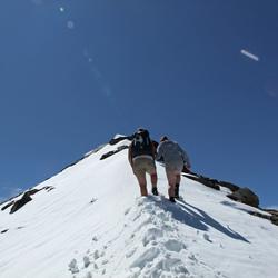 samen naar de top