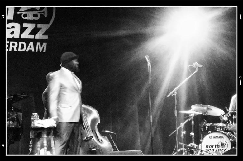 NSJ 2012-11 - Gregory Porter was een van dé artiesten waarvoor wij naar het NSJ zijn gegaan. Deze zanger moet je gewoon 'n keer live gehoord hebb